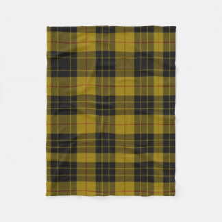 MacLeod Tartan Fleece Blanket