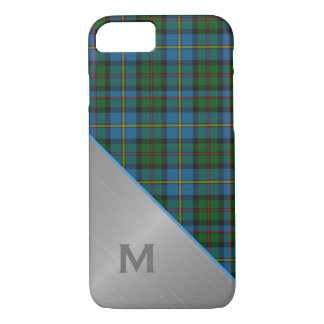 MacLeod Tartan Plaid iPhone 8 Case