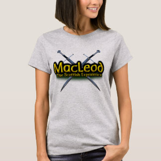 MacLeod The Scottish Experience Clan T-Shirt