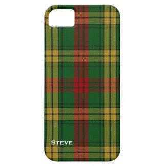 MacMillan Clan Tartan Plaid iPhone 5S Case