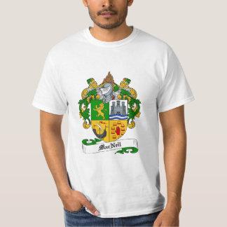 Macneil Family Crest - Macneil Coat of Arms T-Shirt