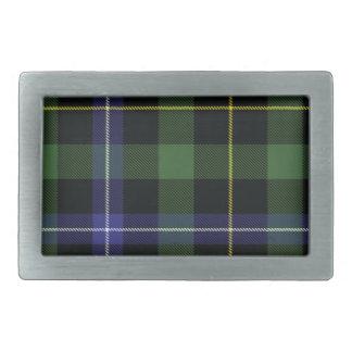 Macneil Scottish Tartan Belt Buckle