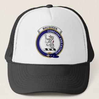 MacQueen Clan Badge Trucker Hat
