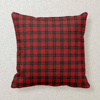 MacQueen Tartan Throw Pillows