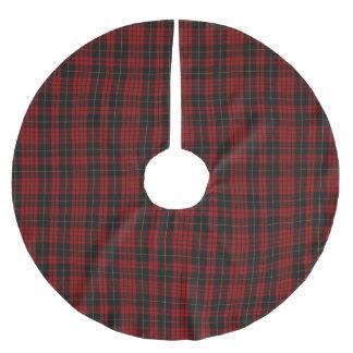 MacQueen Tartan Plaid Tree Skirt
