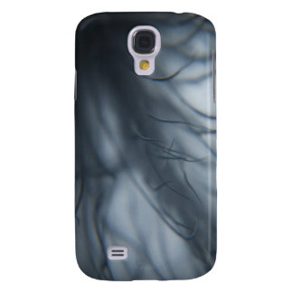 macro feather galaxy s4 cases