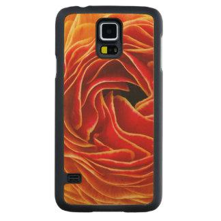Macro Flower | Flower Fields Carlsbad, CA Carved Maple Galaxy S5 Case