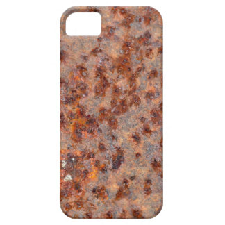 Macro photo of a rusty iron sheet. barely there iPhone 5 case