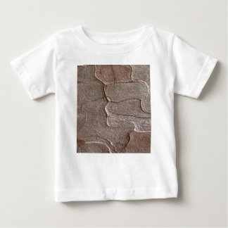 Macro photo of pine bark baby T-Shirt