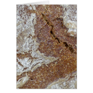 Macro photo of the surface of brown bread from Ger Card