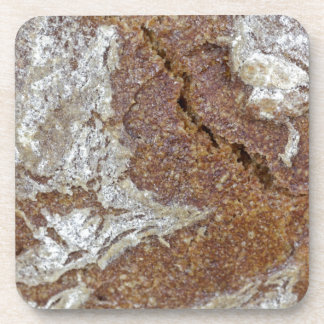 Macro photo of the surface of brown bread from Ger Coaster