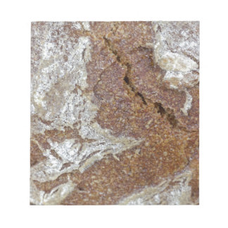Macro photo of the surface of brown bread from Ger Notepad