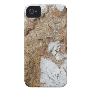 Macro photo of the surface of brown bread iPhone 4 Case-Mate case
