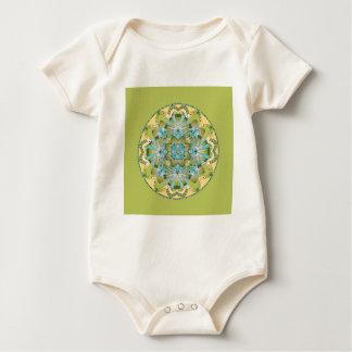 Macro shot of callas baby bodysuit