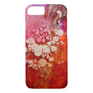 Macro World - Red iPhone 8/7 Case