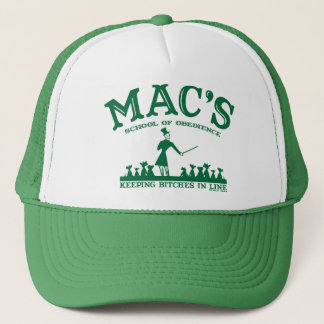 Mac's Trucker Hat
