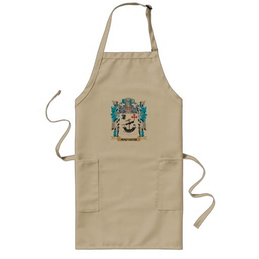 Macvicar Coat of Arms - Family Crest Apron