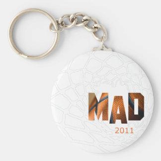 Mad 2011 - Basketball Key Chains