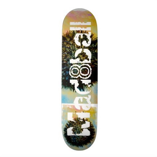 mad 8 ball skate boards