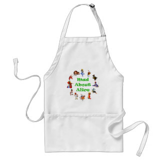 MAD ABOUT ALICE APRONS