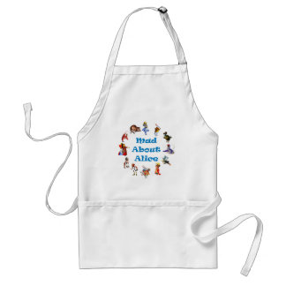 MAD ABOUT ALICE APRON