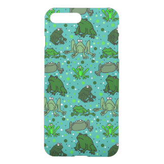 Mad About Frogs iPhone 8 Plus/7 Plus Case