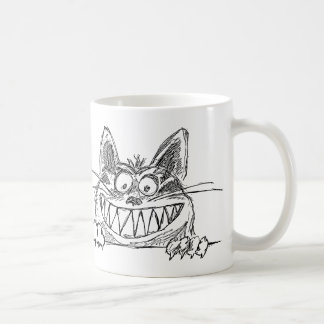 Mad and Crazy Pussy Coffee Mug