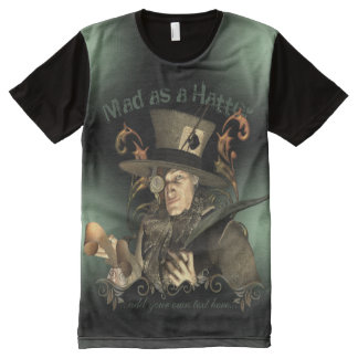 Mad As A Hatter Funny Steampunk