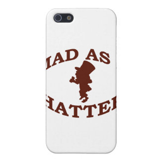 Mad As A Her iPhone 5/5S Cases