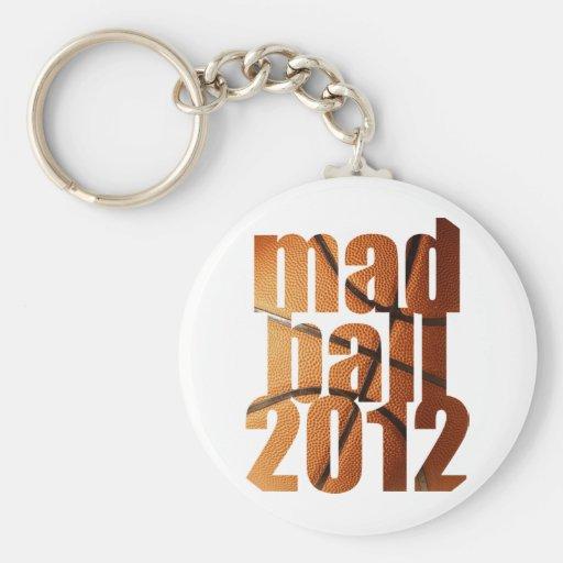 Mad Ball 2012 - March   Keychain