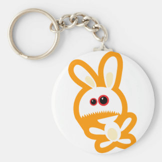 Mad bunny key chain