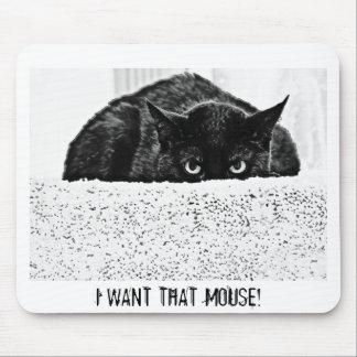Mad Cat Mousepad