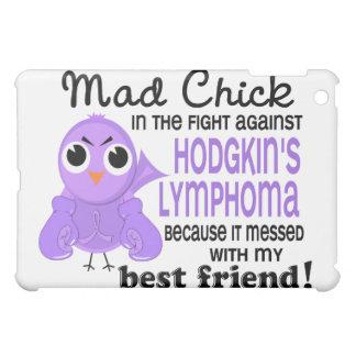 Mad Chick 2 Best Friend Hodgkin s Lymphoma iPad Mini Covers