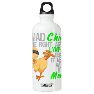 Mad Chick Messed With Mum 3 Lymphoma SIGG Traveller 0.6L Water Bottle