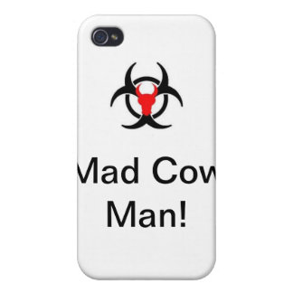 Mad Cow Collection iPhone 4 Cover