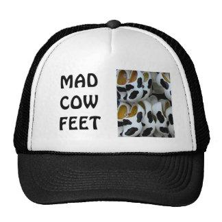 Mad Cow Feet, Cap