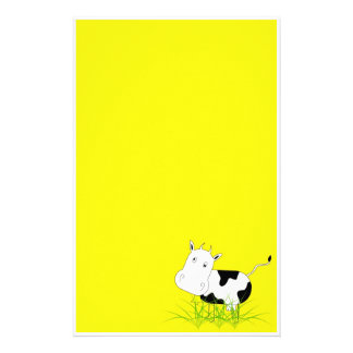 Mad Cow Stationery