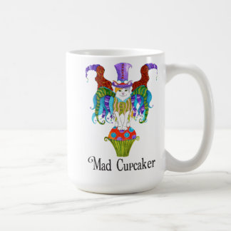 Mad Cupcaker Coffee Mug