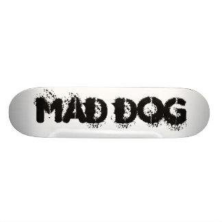Mad Dog 21.3 Cm Mini Skateboard Deck