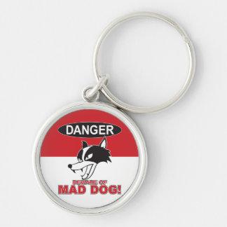 MAD DOG key holder 001 Key Ring
