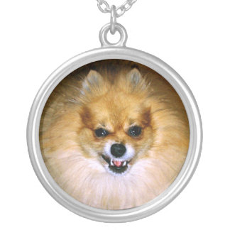 Mad dog Marley Silver Plated Necklace