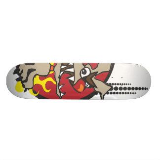 Mad Dog Skateboard