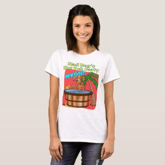 Mad Dog's Hot Tub T-Shirt