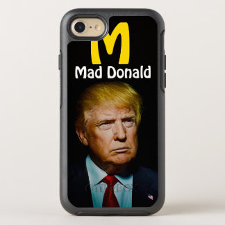 mad donald OtterBox symmetry iPhone 8/7 case