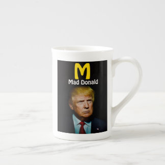 MAD DONALD TEA CUP