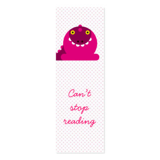 Mad Dragon Bookmark Business Card