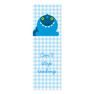 Mad Dragon Bookmark Business Card Templates