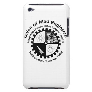Mad Engineer iPod Case-Mate Case