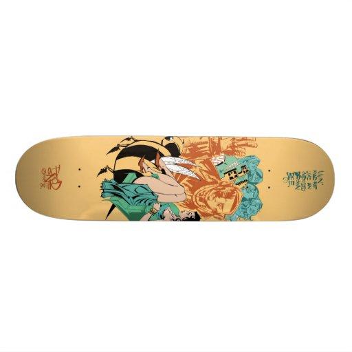 Mad Fat Skate Deck