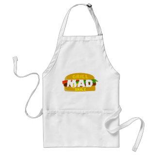 Mad Grill Skilz Standard Apron